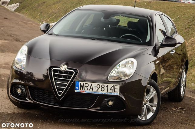 Alfa Romeo Giulietta 1.4i Multiair Oryginał Jak Nowy