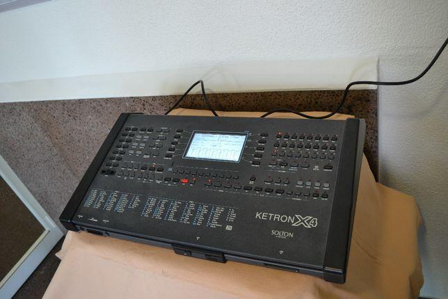 Caixa de ritmos - Módulo ketron X4 Solton