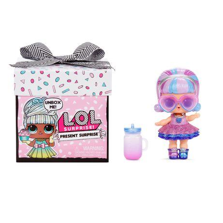 Кукла лол презент Lol Surprise Present оригинал