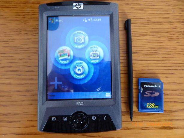 Palmtop HP iPAQ rx 3715 w bardzo dobrym stanie.