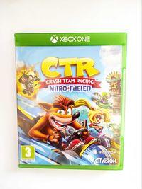CTR Crash team Racing Nitro Fueled Xbox one