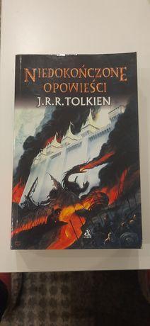 Niedokończone Opowieści J.R.R. Tolkien
