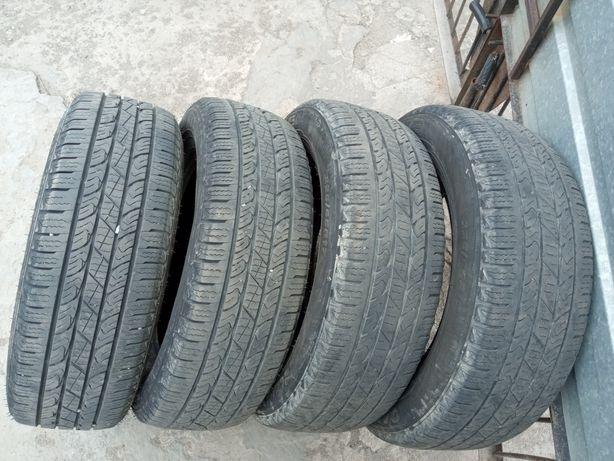 Резина покрышки шины Nexen roadian HTX 225/65R17