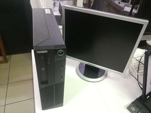 Komputer stacjonarny, markowy. Monitor. Procesor i5, szybki dysk SSD