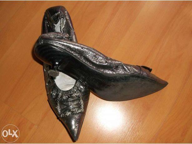 Sapatos mulher e homem