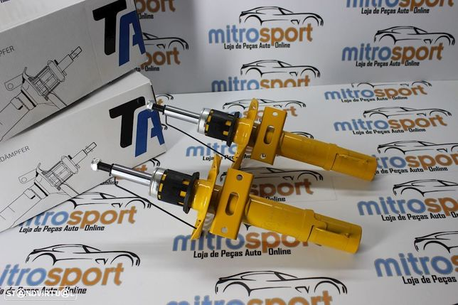 Amortecedor Desportivo Ta-Technix Volkswagen Fox 5Z 2003 a 2011   Mitrosport