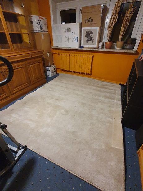 Sprzedam jasny dywan 200 x 250