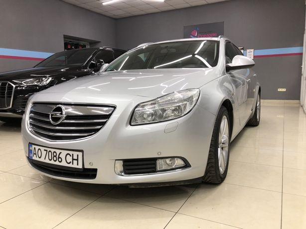 Opel insignia 2013 biturbo
