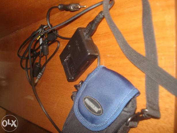 Máquina fotográfica - sony cyber-short