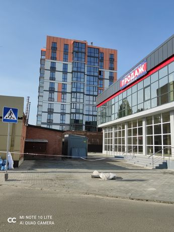 1 к. Видова квартира ЖК Dreem Town, новобудова, авт. оп. 10/10 39м2