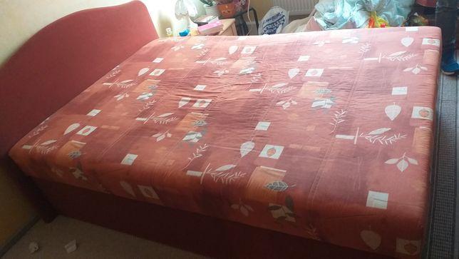 Łóżko sypialniane z Niemiec