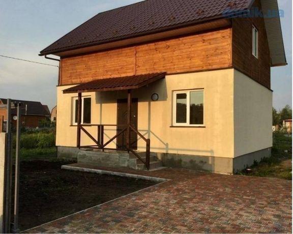 Продаж нового будинку, 107 м2 3 спальни в Богданівці біля ставка.