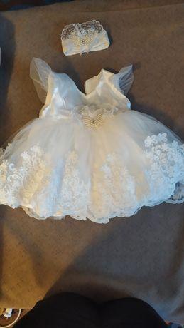 Продам набор платье для праздника на девочку
