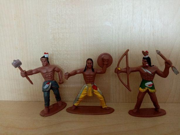 Солдатики индейцы редкие