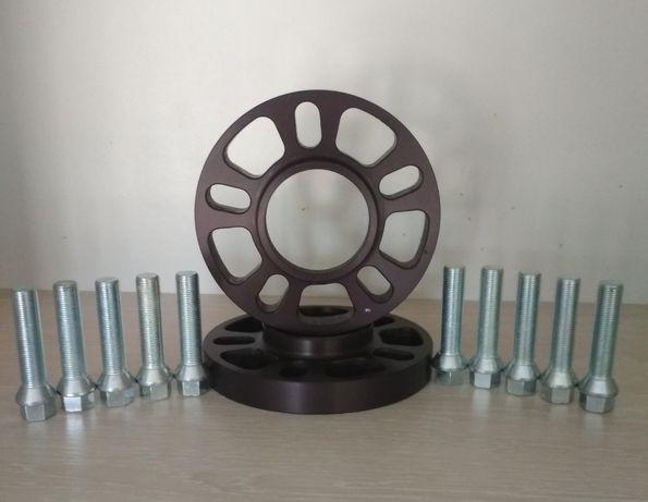 Колесные проставки для дисков - супер легкие. Проставка-адаптер диска