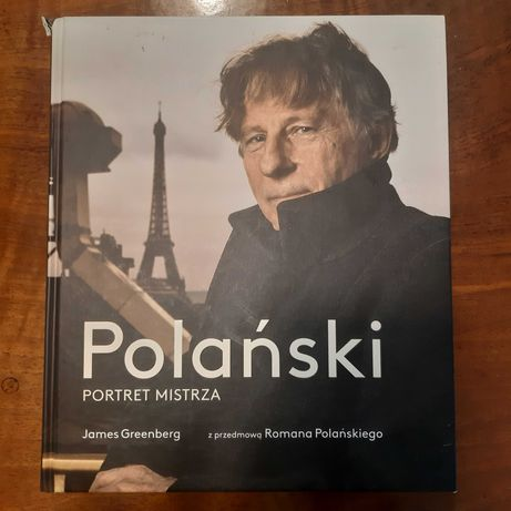 Roman Polański portret mistrza książka album biografia