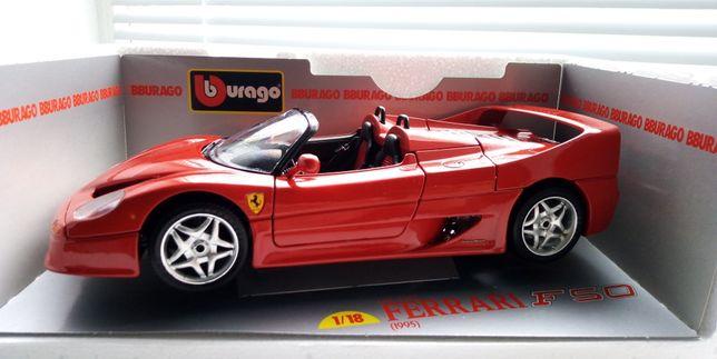 Ferrari f50 1/18 (Burago)