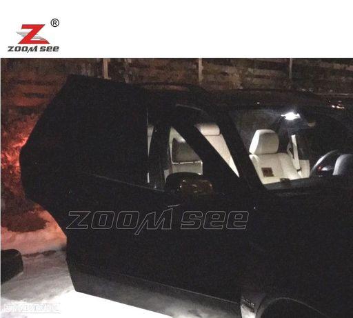 KIT COMPLETO DE 22 LÂMPADAS LED INTERIOR PARA BMW X6 E71 E72 M XDRIVE35I XDRIVE50I ACTIVEHYBRID (20
