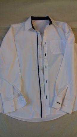 koszula biała 152