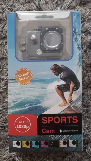 Kamera sportowa HD 1080P