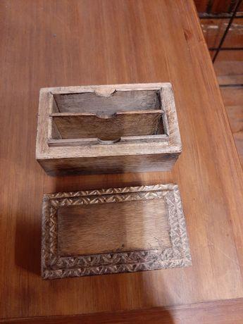 Caixinha de madeira