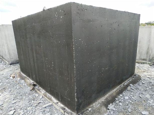 Zbiornik betonowy na gnojówkę i gnojowicę a także szambo szamba 20m3