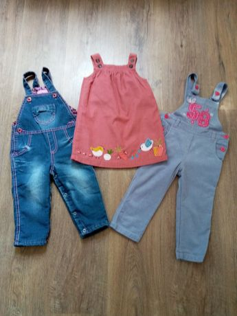 Комплект одежды на девочку