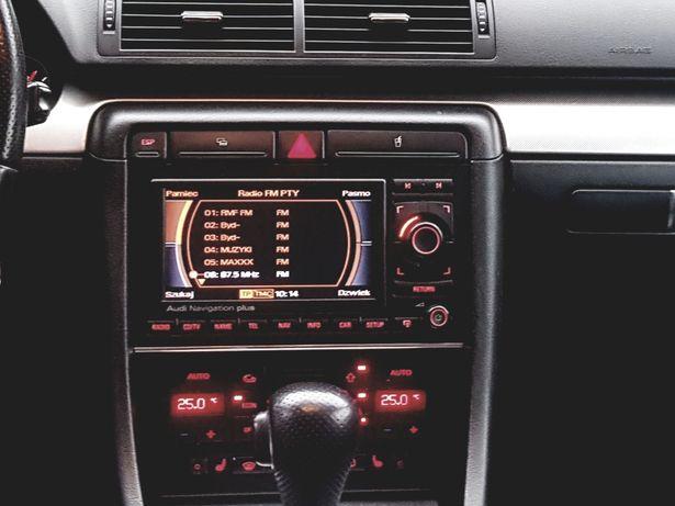 Radio a4 b7 Audi Navigation Plus