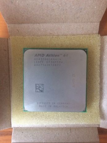 AMD Athlon 64 3200+ (Socket AM2) ADA3200IAA4CW