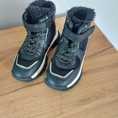 Buty zimowe firmy  H&M