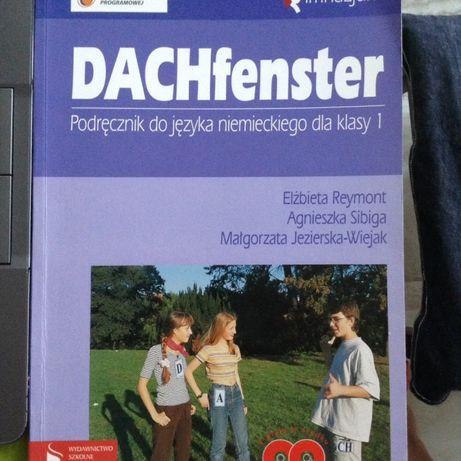 DACHfenster Niemiecki Podręcznik Klasa 1 Liceum/gimnazjum