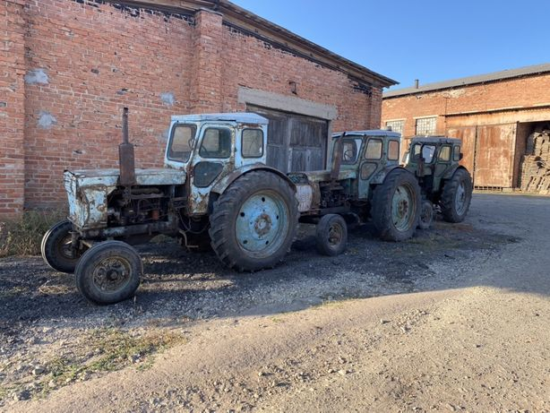 Трактор т40 3 шт.