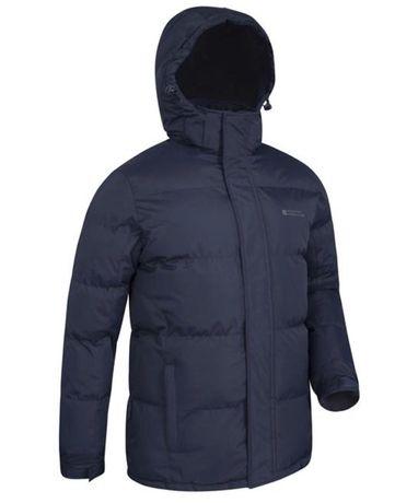 Парка очень ТЕПЛАЯ курточка мужская XL или на XXL Mountain Warehouse