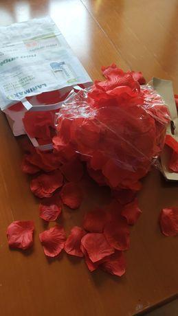 Sztuczne Płatki róż