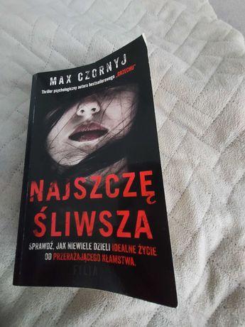 Książka Max Czornyj Najszczęśliwsza