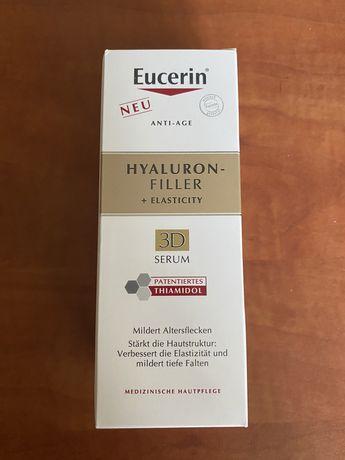 Serum do skory dojrzalej Eucerin Anti-Age Hyaliron filler + elasticity