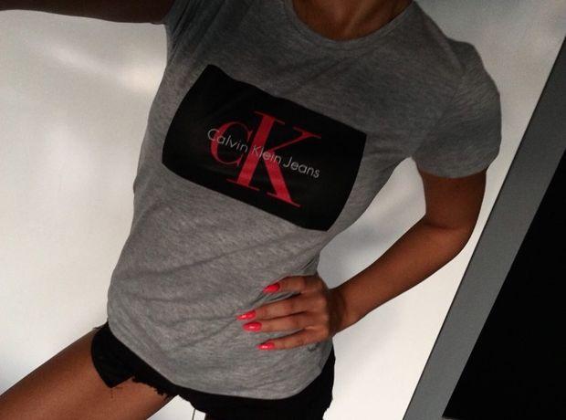Kenzo , Calvin Klein koszulka damska WYPRZEDAŻ !!