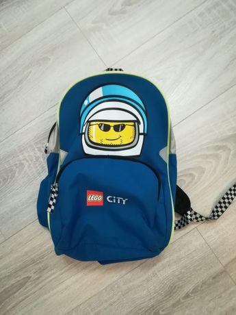 Plecak Lego City jak nowy