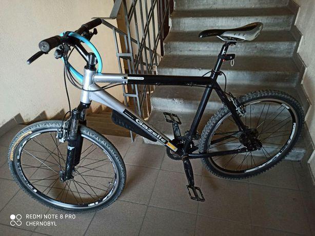 Велосипед MTB Gazelle Response гідравліка magura sram х7