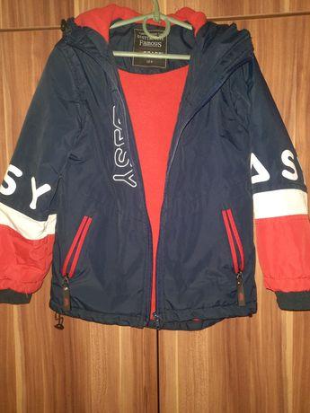 Детская деми куртка