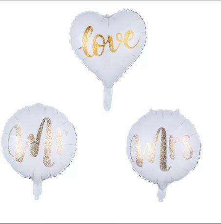 Balony ślubne
