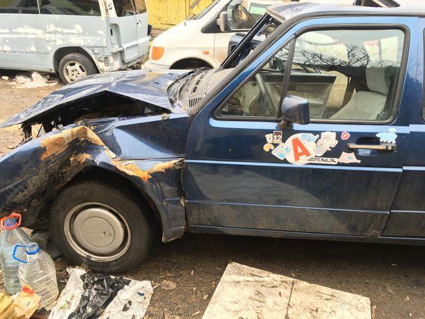 Volkswagen Golf 2 после дтп