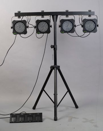 Tripé de projectores em LED AUDIOMIX