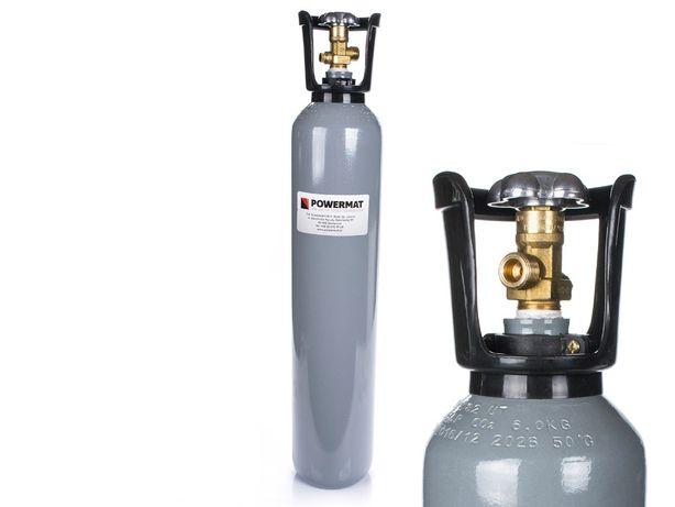 Nowa pusta butla dwutlenek węgla CO2 8L migomat