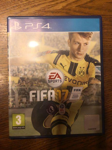 FIFA 17 PS4 gra!