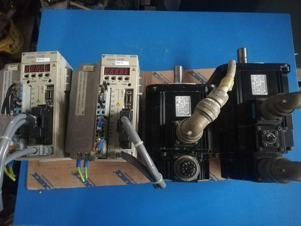 Servopack servomotor sgdh-10de napęd cnc
