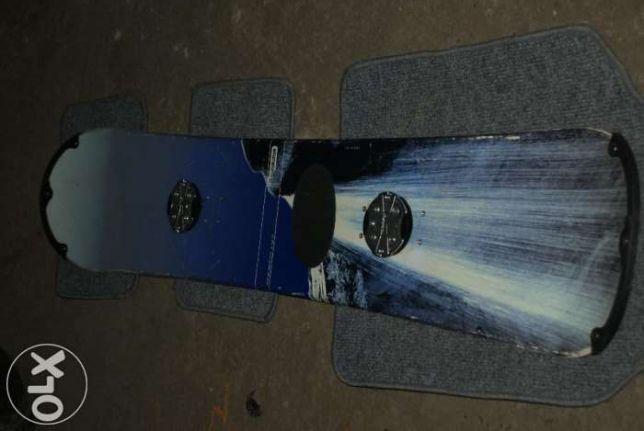 Deska Snowboardowa Project Pamero 147cm