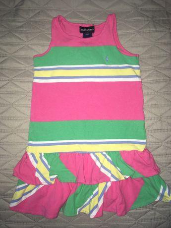 Sukienka Ralph Lauren 3-4 lata
