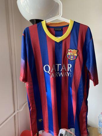 Koszulka piłkarska FC Barcelona Neymar 11 kolekcjonerska bluzka sport