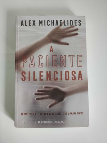 LIvro: A Paciente Silenciosa - Alex Michaelides
